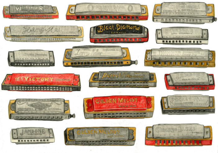 What harmonica should a beginner use--and NOT use ...